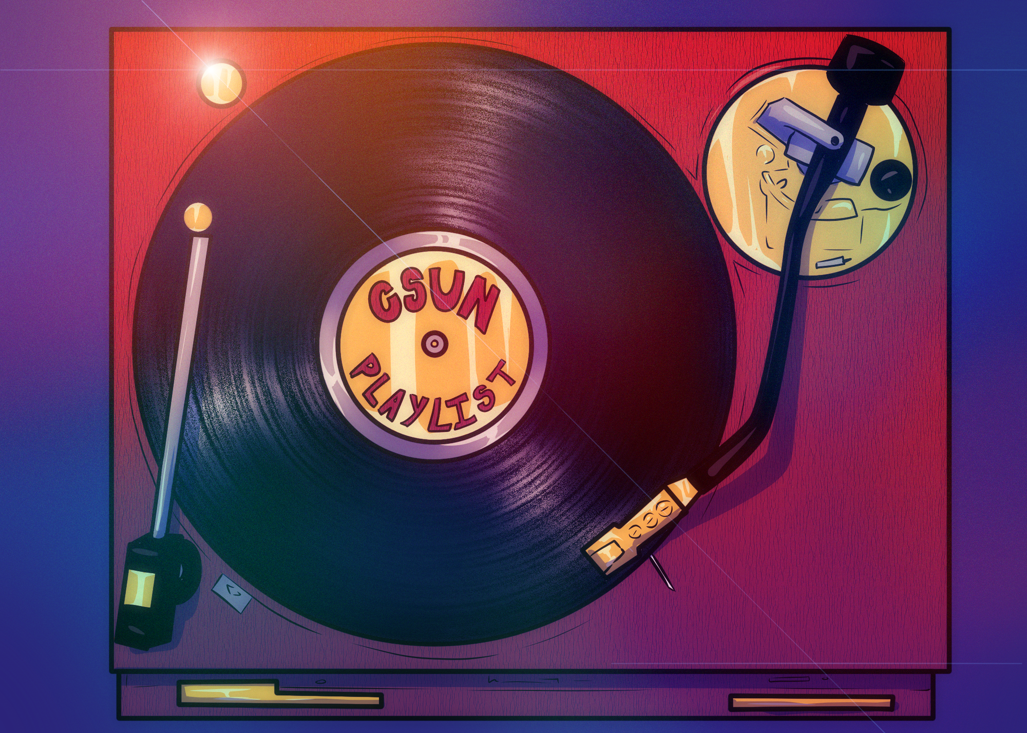 Illustration by Sarah Hofstedt