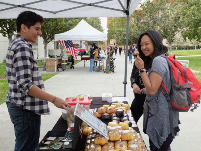 Matafest informs students about USU services