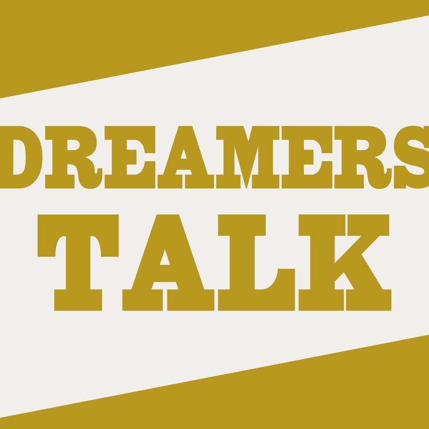 A calendar advertisement (Dreamer Talk)