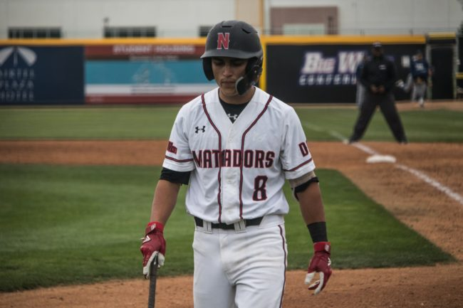 Strong Pitching powers the Matadors to victory against George Washington