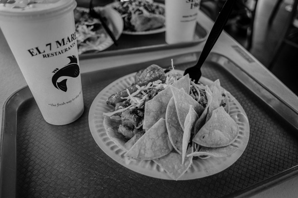 Tacos from Mares