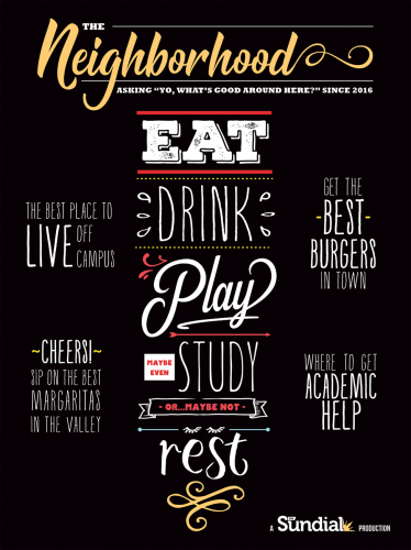 magazine cover;