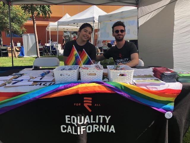 Equality California photography by  Antonie Boessenkool