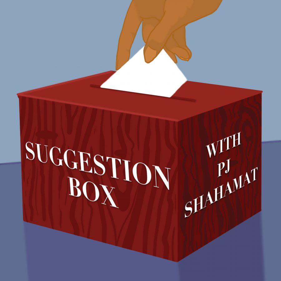 A+suggestion+box