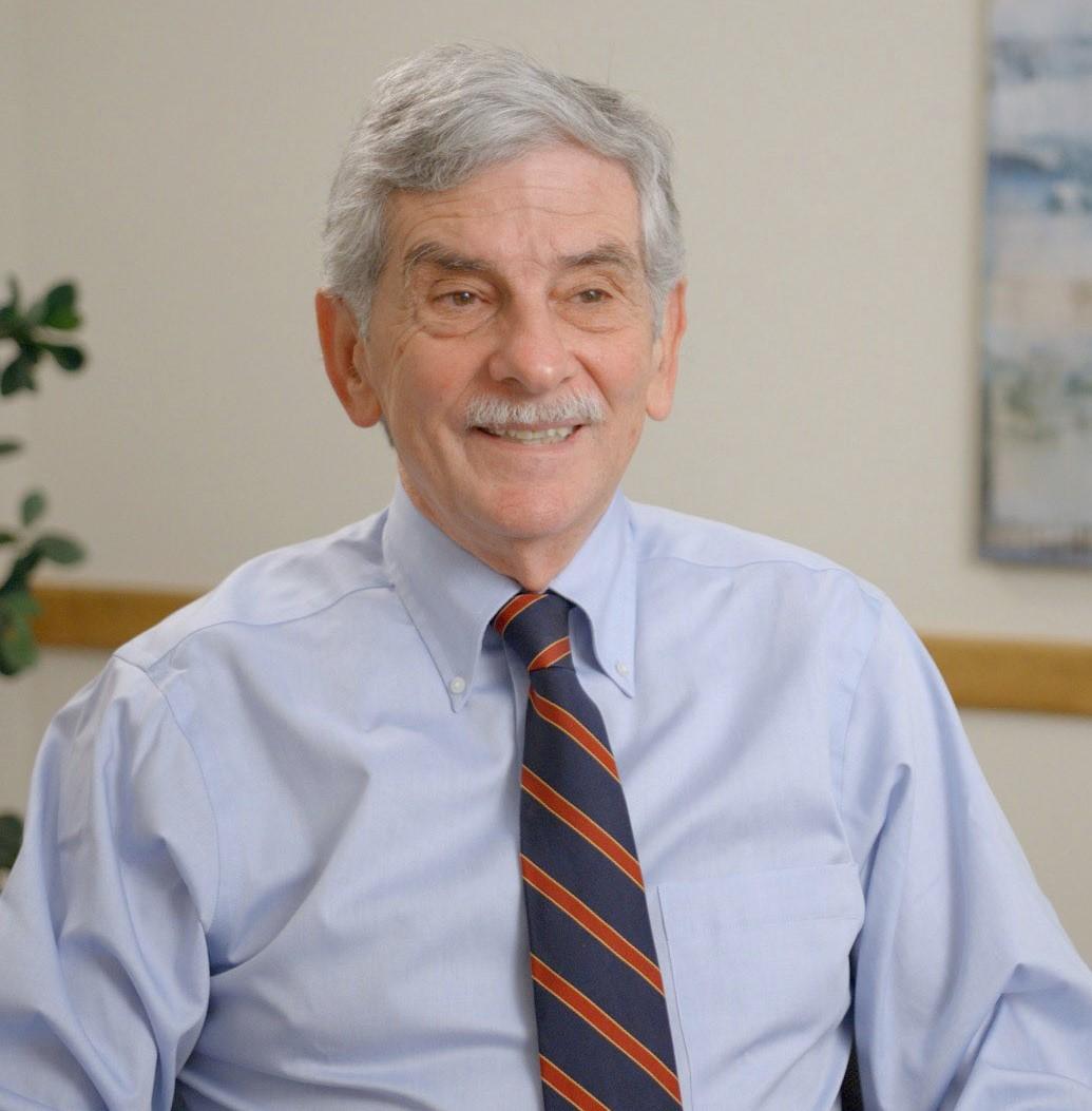 Professor John Thelin from the University of Kentucky.  Photo courtesy of John Thelin