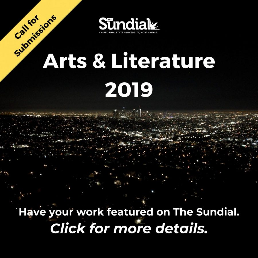 call for submissions. arts & lit 2019