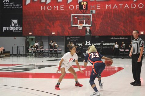 Women's basketball: Miners' early three-pointers drop Matadors
