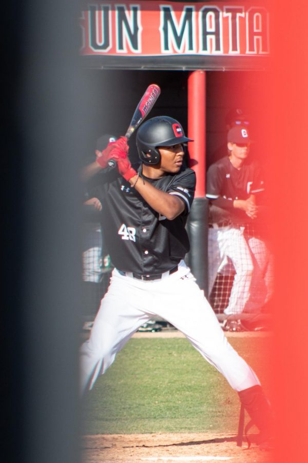 CSUN+Baseball+game