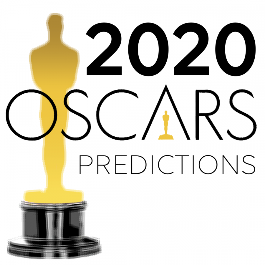 2020+Oscars+ceremony+is+set+to+take+place+Sunday+Feb.+9th.+Nominations+for+Best+Picture+include+%22Joker%22+%221917%22+and+%22The+Irish+Man.%22