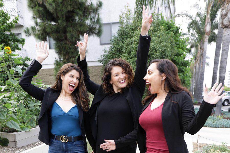 Three+ladies