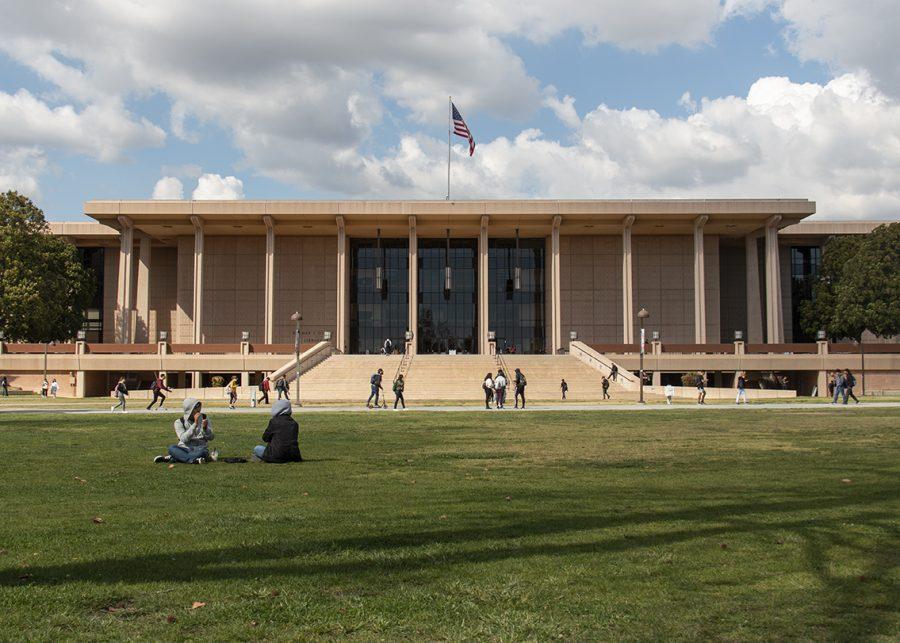 CSUN+Oviatt+library