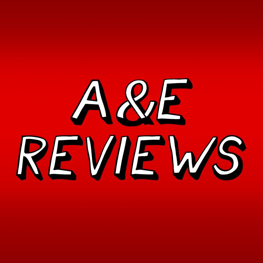 A%26E+Reviews+Logo%0ADesigned+by+Joelena+Despard+