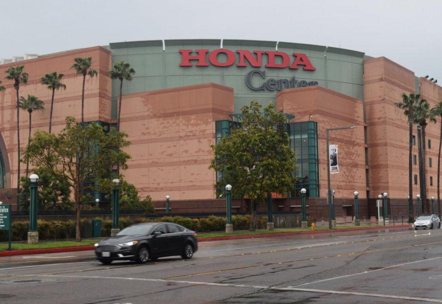 Honda+Center