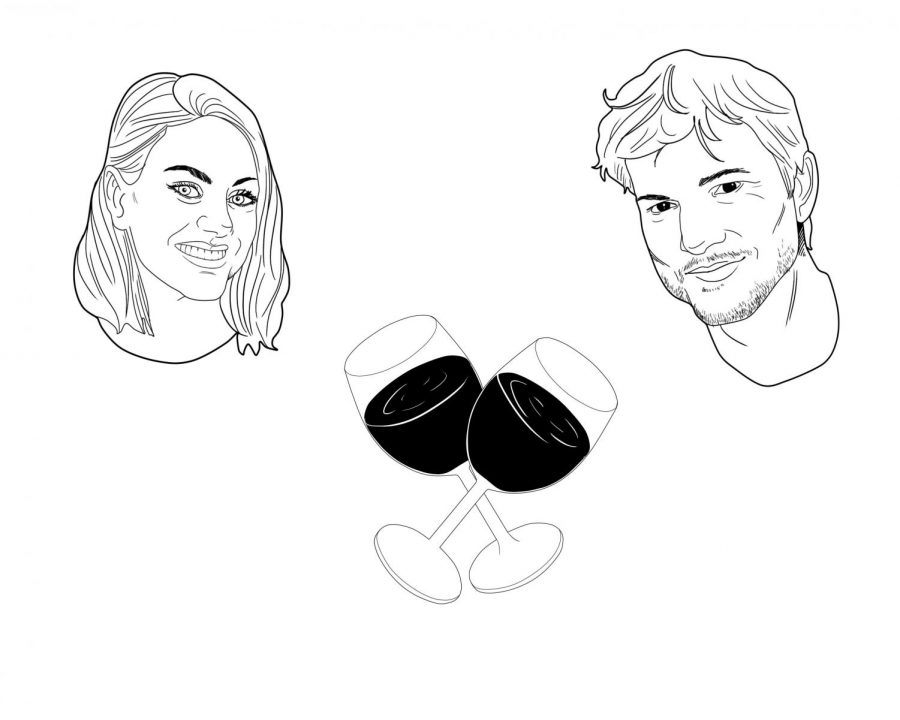 Sunday: Mila Kunis and Ashton Kutcher develop Quarantine Wine
