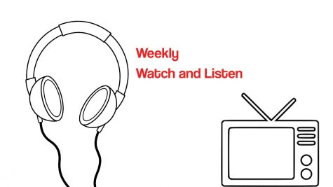 Weekly watch and listen - April 19-24