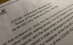 LA renters are protected from eviction during the COVID-19 crisis.