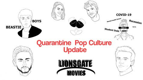 Weekly Quarantine Pop Culture Round-Up
