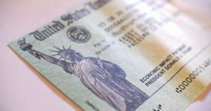 What's going on with those federal stimulus checks?