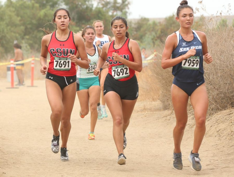 CSUN Cross-Country receives national academic award