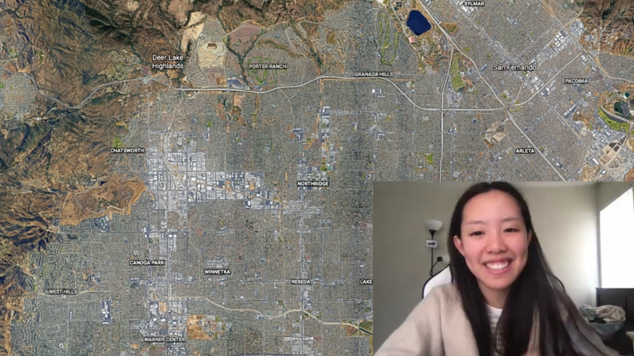 Life during COVID-19: Stephanie Yu, Northridge, California
