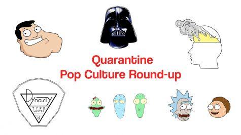 Weekly quarantine round-up