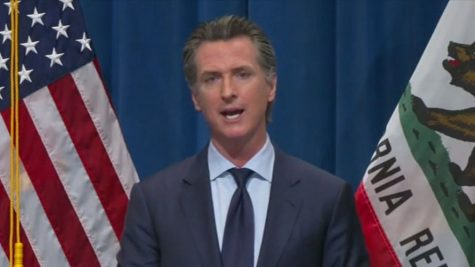 Screenshot from Gov. Gavin Newsom