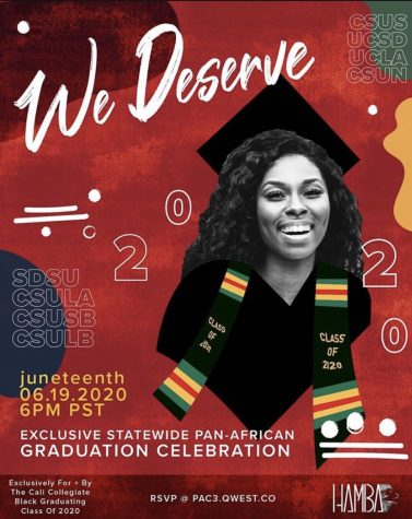 Black Graduation to continue as a virtual celebration on June 19
