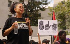 Black Lives Matter L.A. co-founder Melina Abdullah.