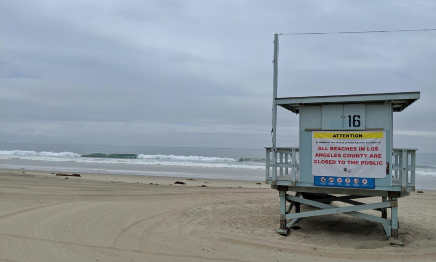 Los Angeles County beaches closed for Fourth of July weekend due to spike in coronavirus cases