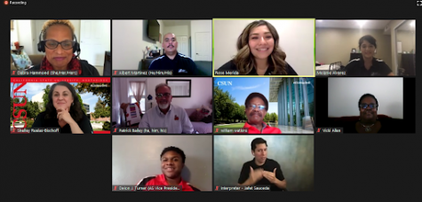 """Associated Students, along with the University Student Union and the Matador Involvement Center, hosted the """"Creating Your Fall 2020 Experience"""" via Zoom on Friday, Aug. 28, 2020."""