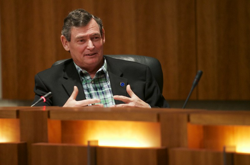 Timothy White has resigned as CSU Chancellor after holding the position for