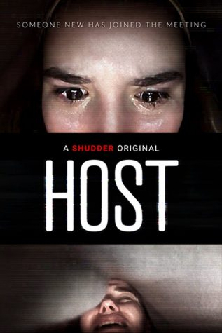 """Host"" is a movie that was filmed during the pandemic via a zoom call."