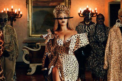 """Beyonce in """"Black is King"""" on Disney+."""