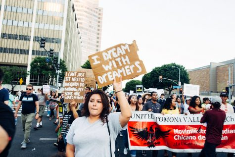 On July 28, the Department of Homeland Security announced that it would stop accepting new applications for the Obama-era program that gives legal status to undocumented immigrants who were brought to the U.S. as children.