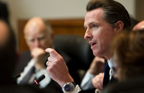 Gov. Gavin Newsom signs AB 1460 into law, requiring all CSU students to take a 3-unit ethnic studies in order to graduate.