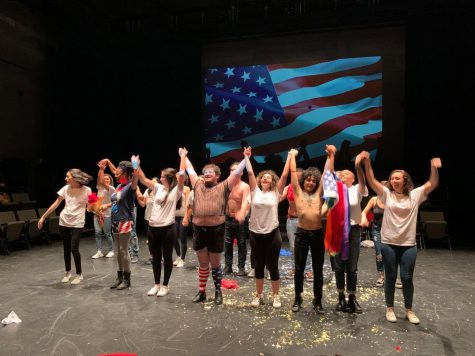 the Performance Ensemble: Creatives for Social Change
