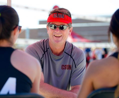 Jeff Stork, the director of Women's volleyball, is stepping down after 18 years at the helm of CSUN's women's volleyball program.