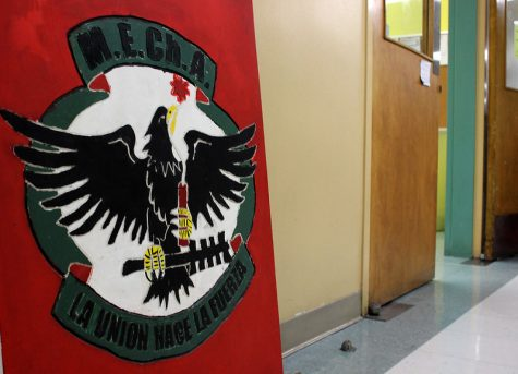 Movimiento Estudiantil Chicanx de Aztlán, also known as M.E.Ch.A., was established as a national activist group in the late 1960s.