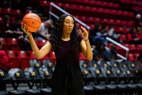 Sheila Boykin joins the CSUN Women's Basketball coaching staff after leaving San Diego State University.