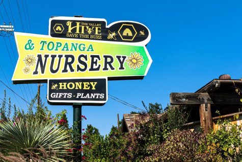 Topanga Nursery is owned by Danny and Robin Finkelstein, who also co-own The Valley Hive with Keith Roberts.