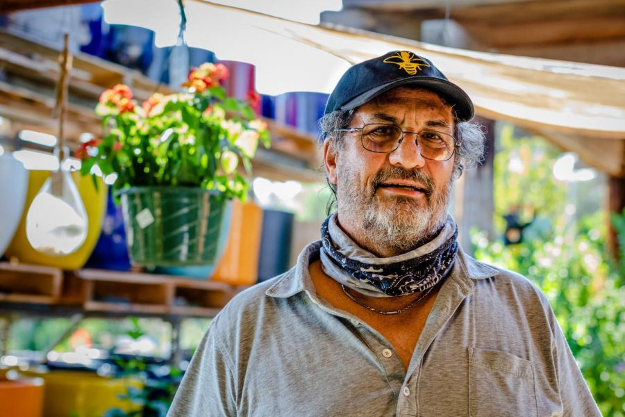 Danny Finkelstein, owner of Topanga Nursery, said they have seen an increase in customers since the Stay-at-Home order was mandated in Los Angeles County.