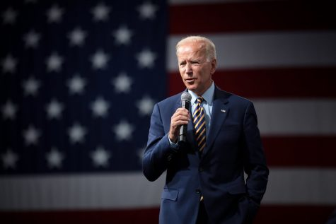 Former Vice President of the United States Joe Biden becomes the president-elect on Nov. 7.