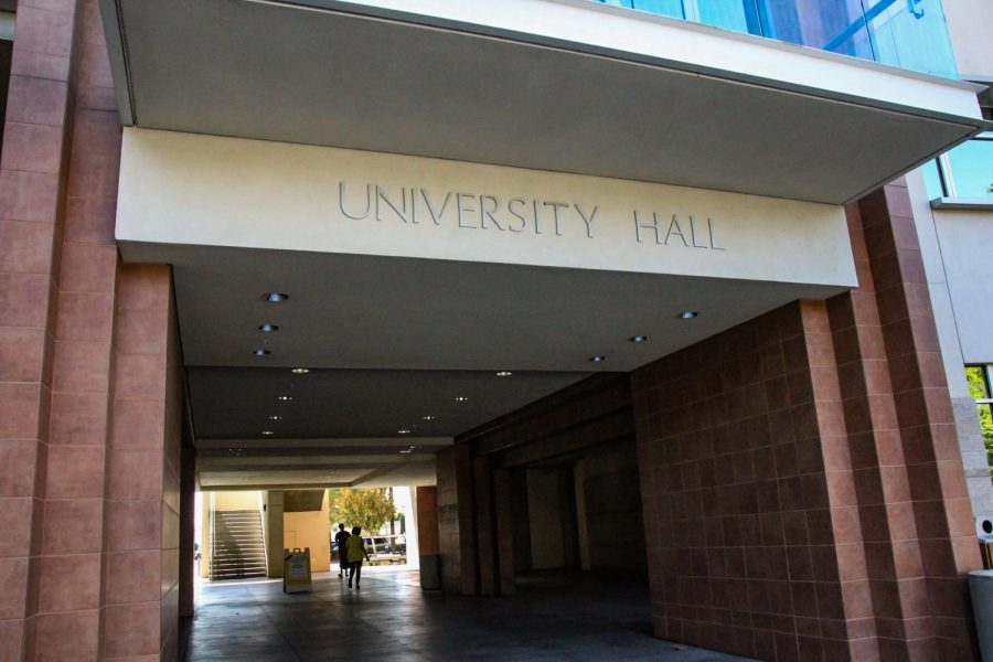 University Hall, CSUN's administration building, will be renamed to Valera Hall in honor of CSUN alumnus Milton Valera and his wife, Debbie Valera.