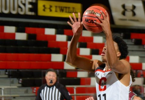 Closing in on the final seconds, CSUN secured the win on Monday night putting their 2020-2021 overall record at 4-3.