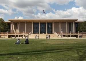 In an email sent on Friday afternoon, President Dianne F. Harrison announced Oviatt Library will be renamed to University Library effective immediately.