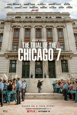 """The Trial of the Chicago 7"" is all too similar to current events"
