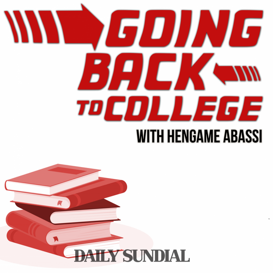 Going Back to College with Hengame Abassi: Artist/Actor Arian Khoroshi
