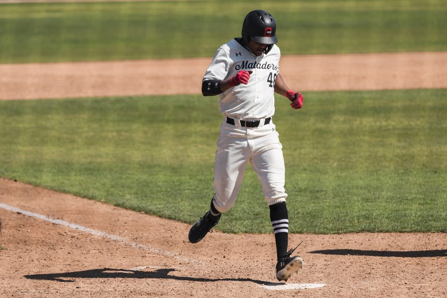 Despite putting up a fight, CSUN fell to Cal Poly 10-8 on Sunday, March 21, 2020 at the Matador Field in Northridge, Calif.