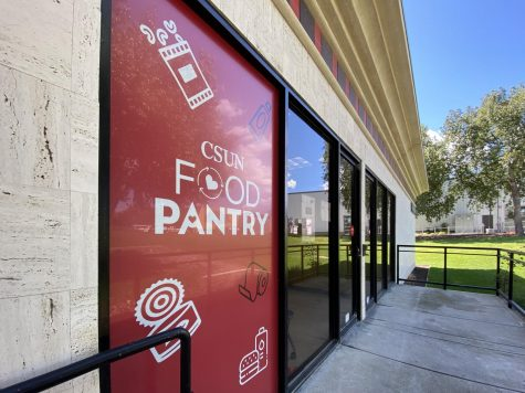 California State University students who are currently enrolled may visit any CSU campus for access to a food pantry. A CSU ID is needed as verification for access to the food resource.