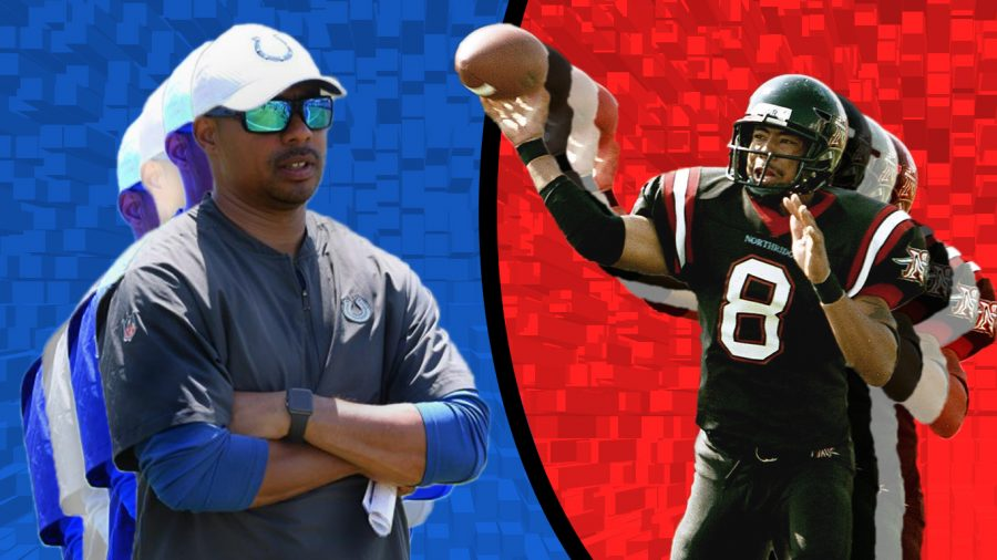 From Northridge to Indianapolis: Marcus Brady's journey to the NFL